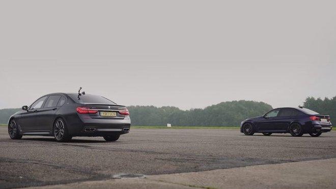 Závod dvou prémiových BMW má překvapivého vítěze