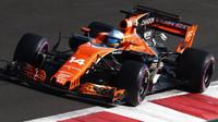 Fernando Alonso si pochvaluje vylepšení, která McLaren se svým šasi v posledních závodech dosáhl