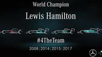 4 titul mistra světa patří Lewisovi Hamiltonovi