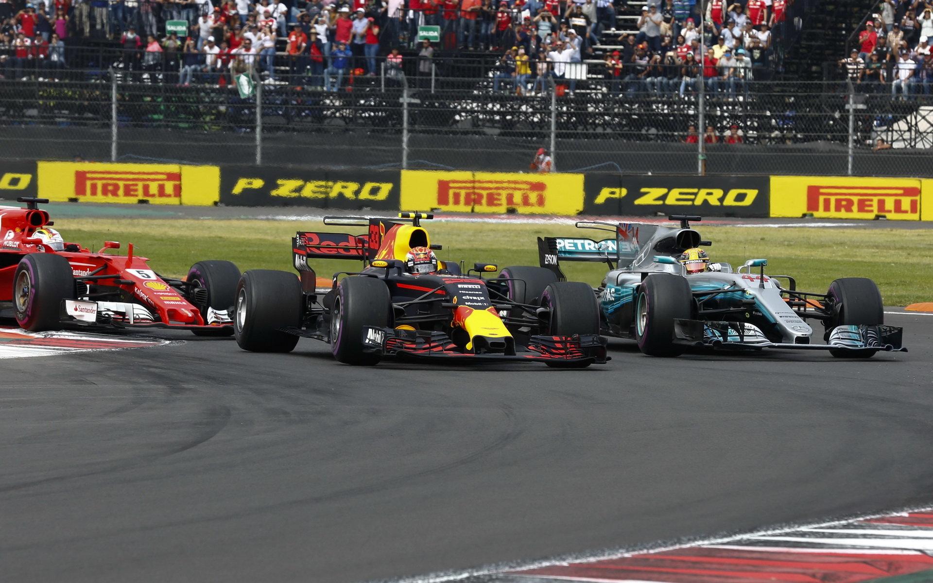 Ferrari a Mercedes hrozí odchodem z F1, Red Bull tak činil nedávno