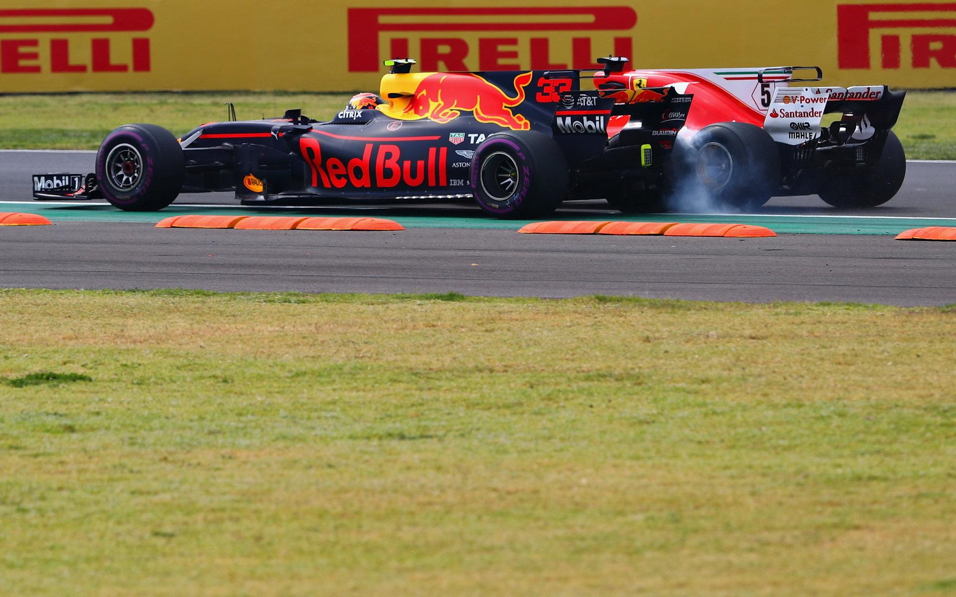 Red Bull chce závodit s Ferrari