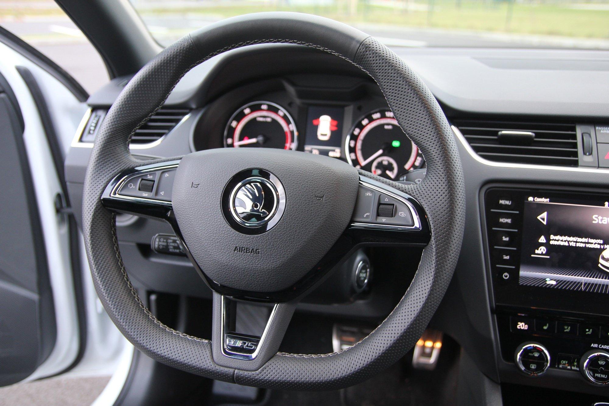 Škoda Octavia RS 245