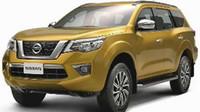 Možná první snímek nového Nissanu Navara