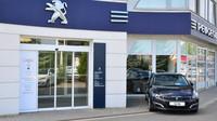 Peugeot 3008 DKR bude k vidění v Pardubicích během oslav 20 let existence Autocentra BARTH