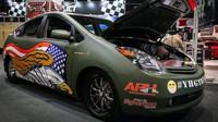 """Toyota PriuSRT8 je pořádně """"politicky/ekologicky nekorektní"""" stroj"""