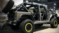 Alpine a jeho speciální koncept Hellbender postavený na základech Jeep Wrangler