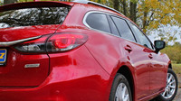 Mazda 6 Wagon 2.0 Skyactiv-G ve verzi Attraction