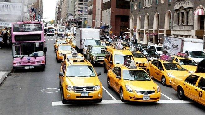 New York bojuje s dopravou dlouhodobě