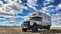 Earthroamer XV-HD, obytný automobil pro dobrodruhy se slabostí pro komfort