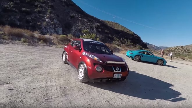 Nissan Juke Rallye