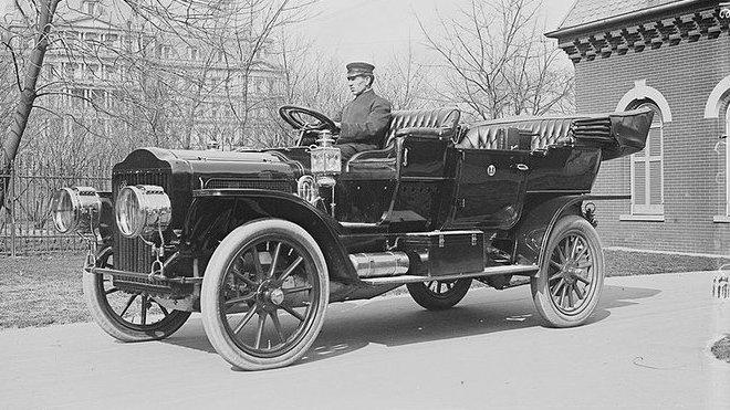 Parní automobil White Motor Company