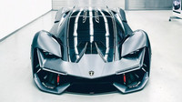 Lamborghini odkrylo karty, tahle budoucnost se nezavděčí všem - anotační foto