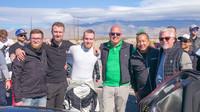 Zakladatel automobilky Koenigsegg a celý tým, který se podílel na realizaci rekordu