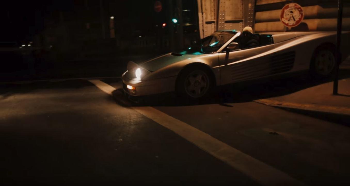 Jedinečné Ferrari Testarossa Spider