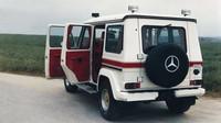 První vyrobený Mercedes-AMG třídy G