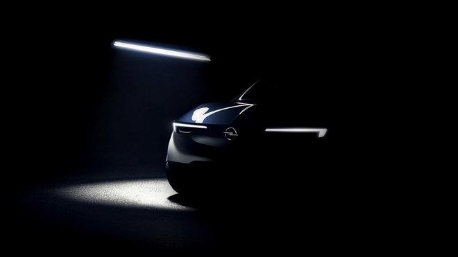 První pohled na novou vlajkovou loď v segmentu SUV automobilky Opel