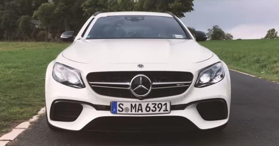 Mercedes-AMG E63 S Kombi