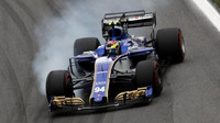 Pascal Wehrlein probrzdil v kvalifikaci v Brazílii