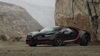 "Bugatti Chiron ""Number One"""