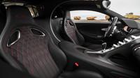 "Bugatti Chiron ""Number One"""
