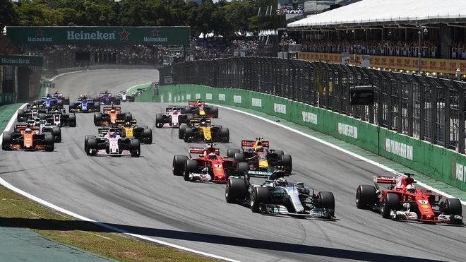 Sebastian Vettel vybojoval letošní páté vítězství
