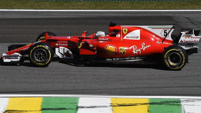 Ferrari vyvíjí tlak na Liberty