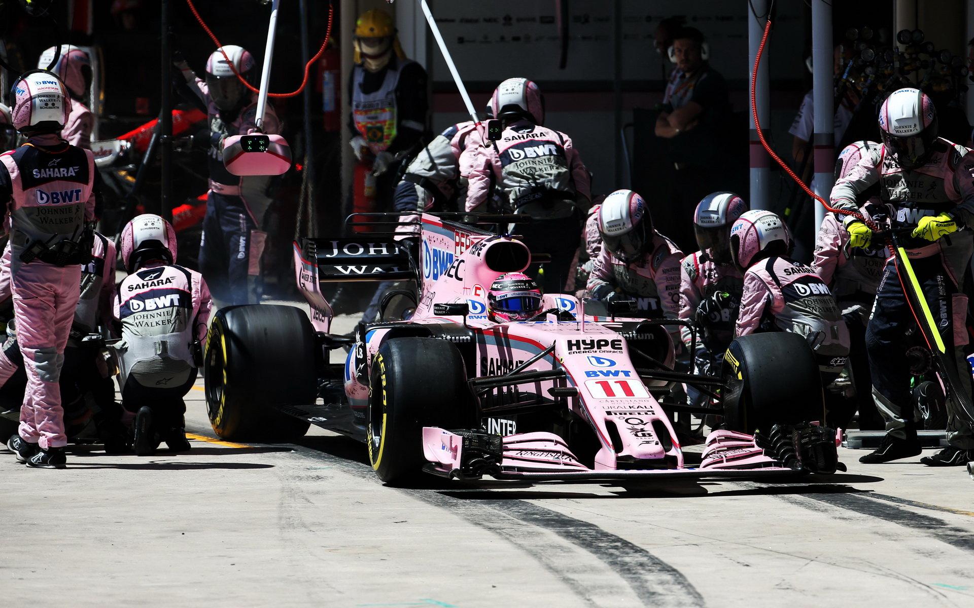Force India své klíčové lidi udržela