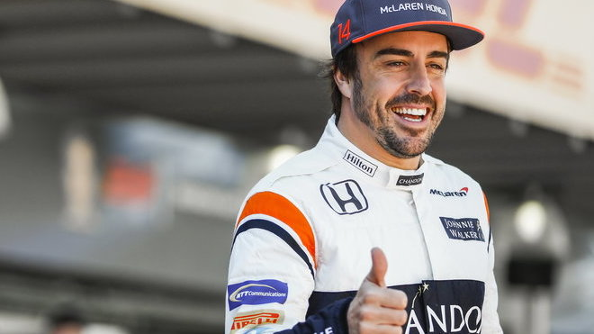Fernando Alonso se těší na úspěchy v nadcházející sezóně