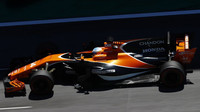 McLaren bude v Abú Zabí testovat na rozdíl od ostatních s dvěma vozy - anotační foto