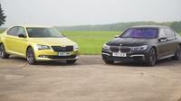 Srovnání BMW M760Li se Škodou Superb: Stojí tyto rozdíly za 2.8 milionu?