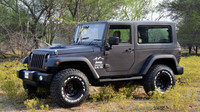 Replika Jeepu Wrangler od Jeep Studio