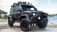 Jon Olsson si pořídil novou hračku: Mercedes-Benz G500 4x4²