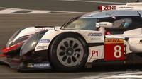 VIDEO: Alonsův debut s vozem LMP1 při testech s Toyotou v Bahrajnu - anotační foto