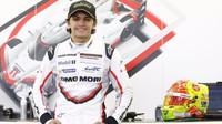 Pietro Fittipaldi při testech v Bahrajnu s Porsche