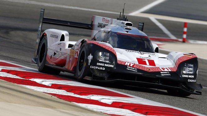 Pietro Fittipaldi při testech v Bahrajnu s Porsche. Dojde jeho motor dalšího využití v jiných kategoriích?