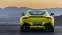 Nový Aston Martin Vantage