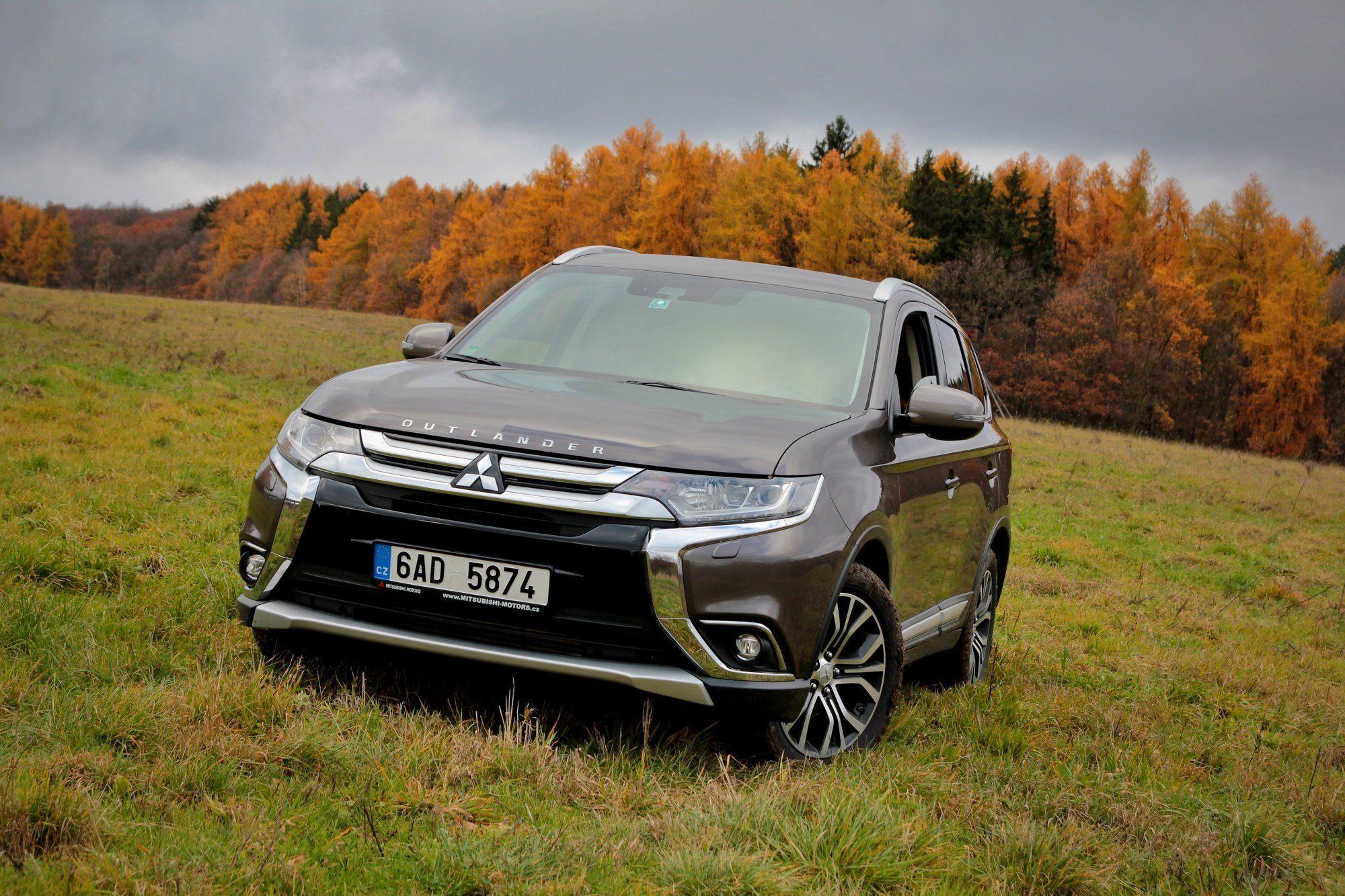Mitsubishi Outlander 2,2 DiD 4x4