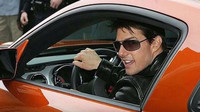 Rozmary Hollywoodských celebrit? Mustang Saleen pro Toma Cruise urazil za noc 4500 kilometrů - anotační foto