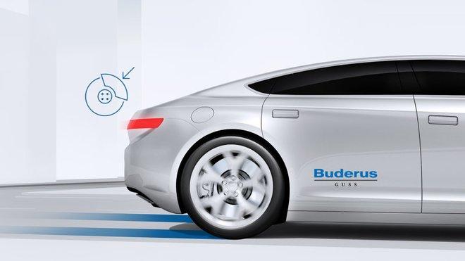 Bosch představil revoluční brzdy iDisc