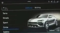 První snímek Lamborghini Urus bez maskování