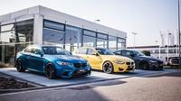 Jediný evropský showroom BMW M naleznete překvapivě v Česku! Včera byl slavnostně otevřen - anotační foto