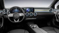 Mercedes odhalil interiér nové třídy A. Zpracování i výbava cílí na zhýčkané zákazníky - anotační foto