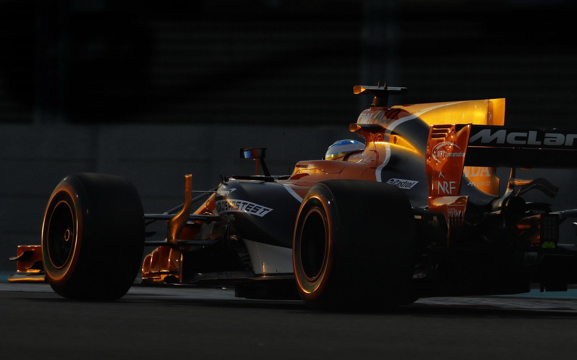 Začíná u McLarenu svítat na lepší časy?