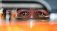 Fernado Alonso v kvalifikaci v Abú Zabí
