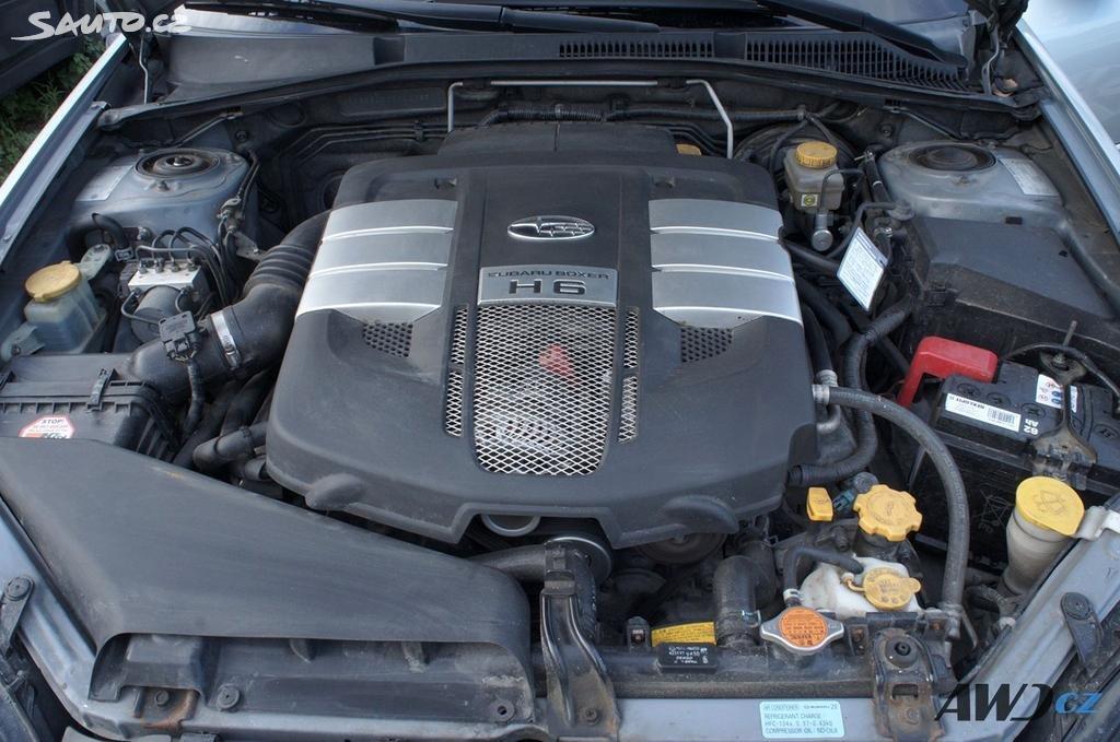 Subaru Legacy 3,0 spec. B