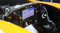 Volant vozu McLaren MCL32 - Honda v Abú Zabí