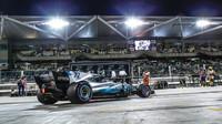 Valtteri Bottas vyráží vstříc čtvrtému pole-position své kariéry