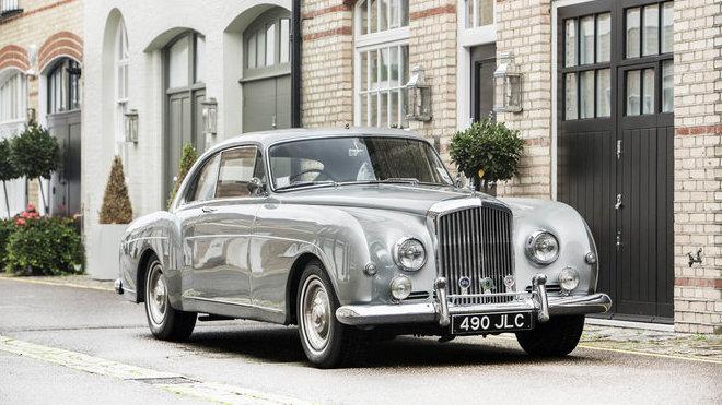 Bentley S1 Continental Sport Saloon z roku 1959