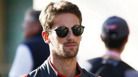 Romain Grosjean v Abú Zabí