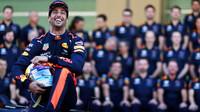 Daniel Ricciardo v Abú Zabí
